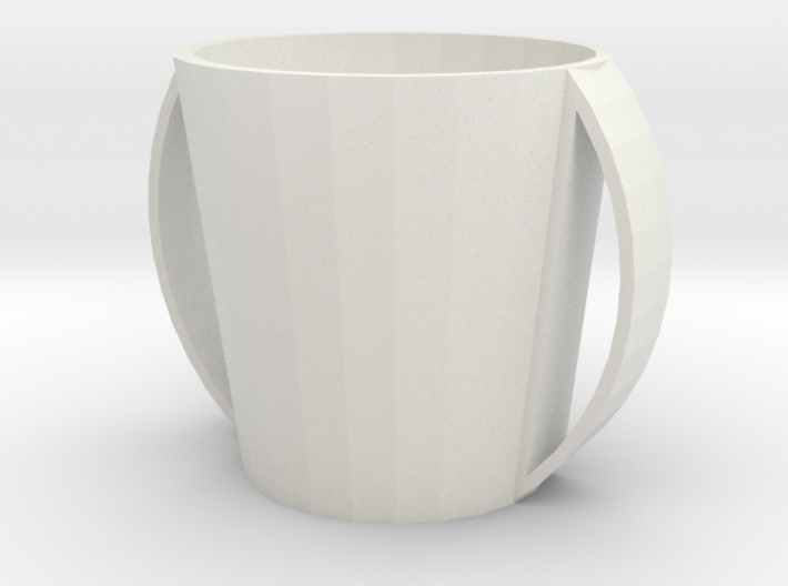 Glassmug 3d printed