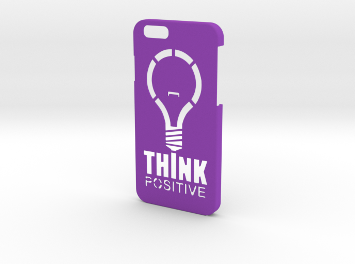 Think Positive for iPhone 6 3d printed