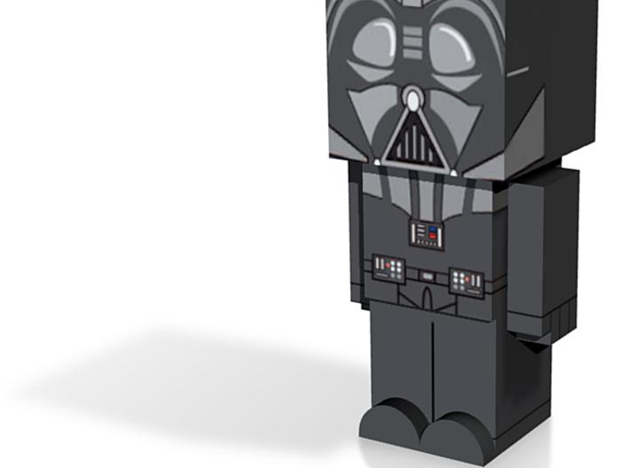 Darth Vader (Star Wars) 3d printed