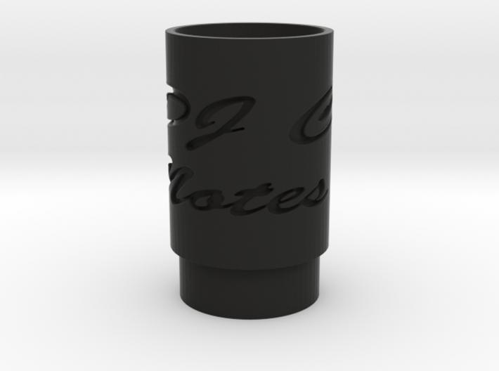 "Drip Tip - Zenith - ""Dj C Notes"" 02 3d printed"