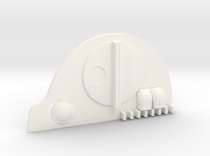 Tank Top Assembled 3d printed