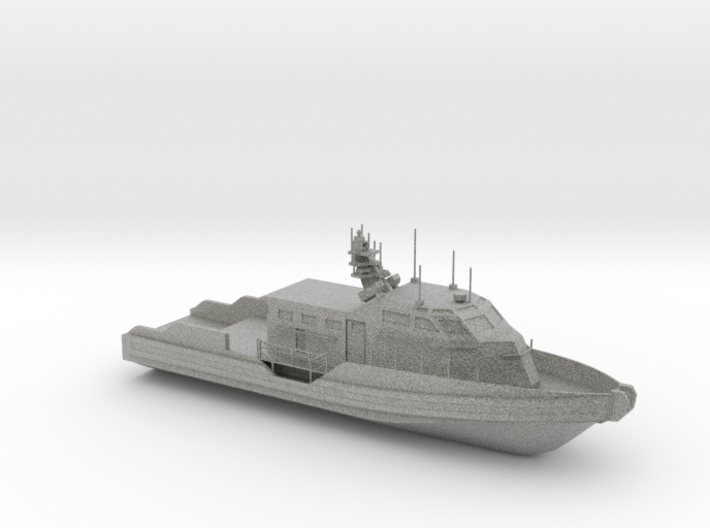 Patrol Boat 3d printed