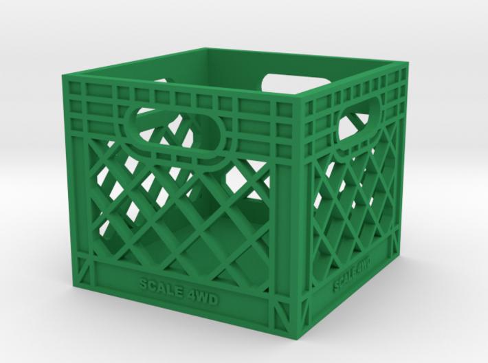 Milk Crate 1:10 Scale 3d printed