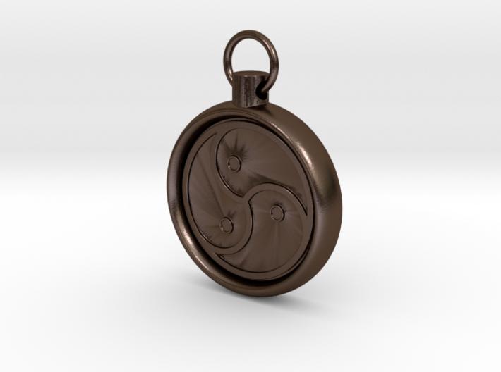 Ring of O 3d printed