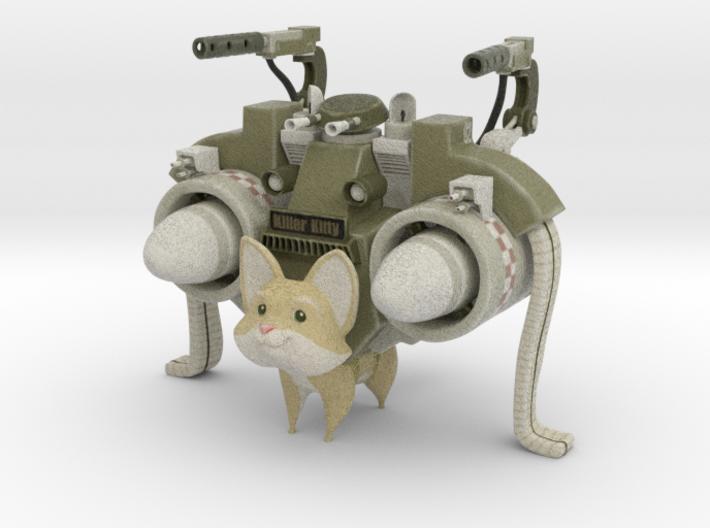 Mathieu Beaulieu's Killer Kitty-Large 3d printed