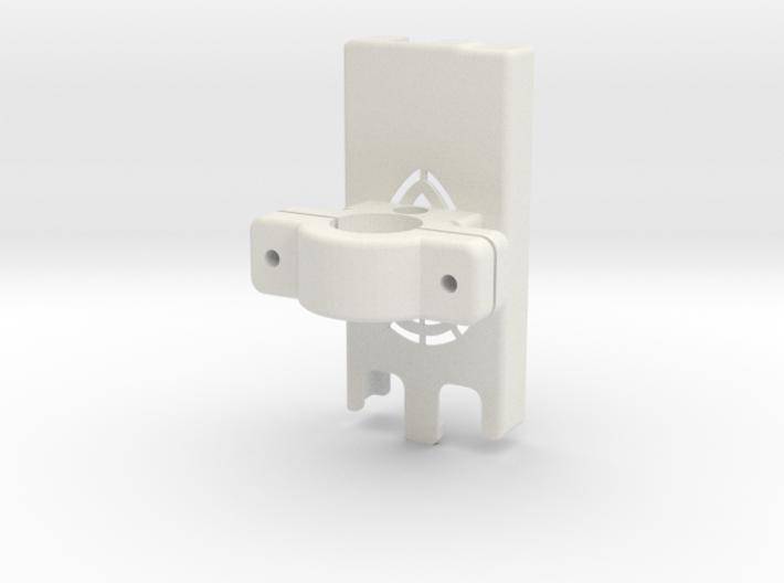 Dexcom Case w/Handlebar Mount 3d printed Dexcom case with bicycle handlebar mount