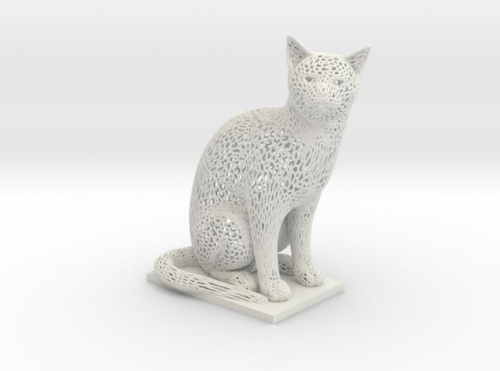Curious Cat 3d printed