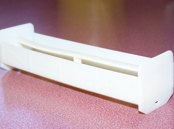 G9 Moors Valley style riding coach  3d printed Actual print