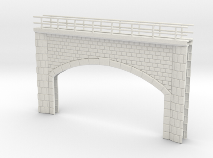 Bridge portal 3d printed