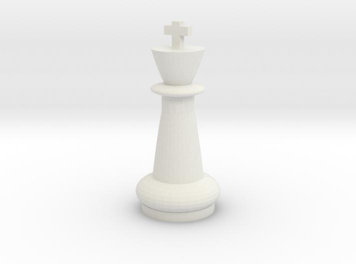 King 3d printed