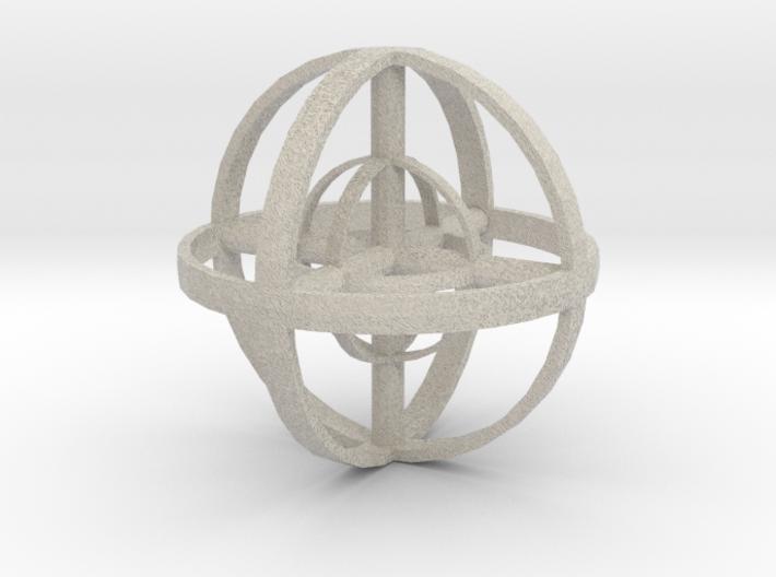 Zenball 3d printed