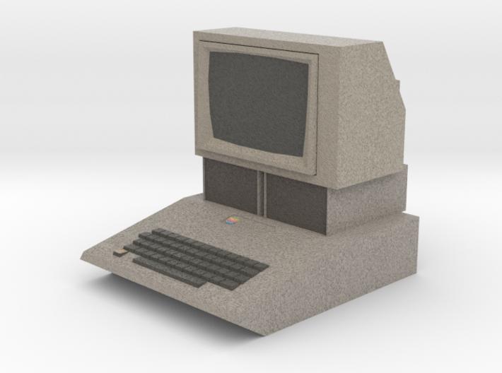 Apple II 3d printed