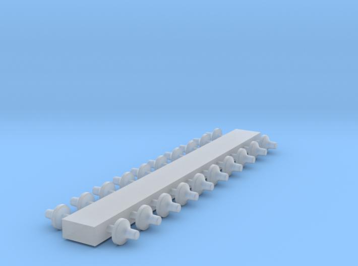 Bodenradar-Sender - 20 Stück 3d printed