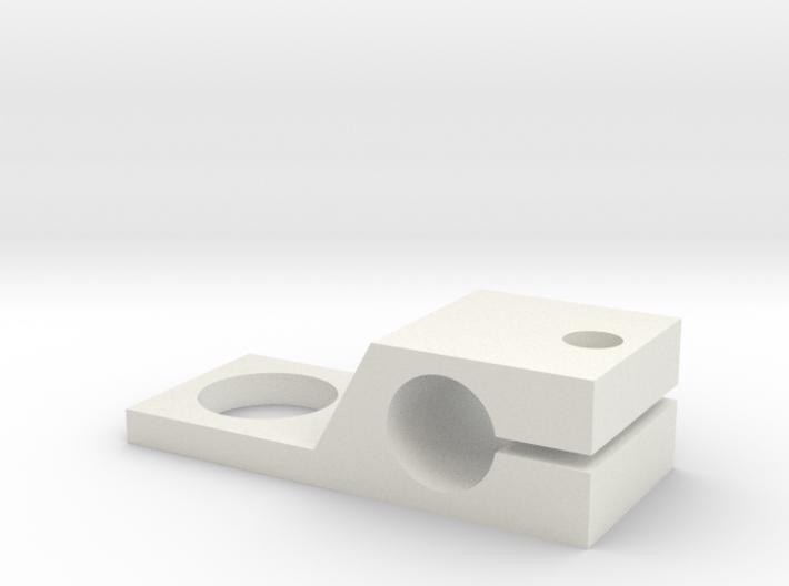 potentiometer bracket 3d printed