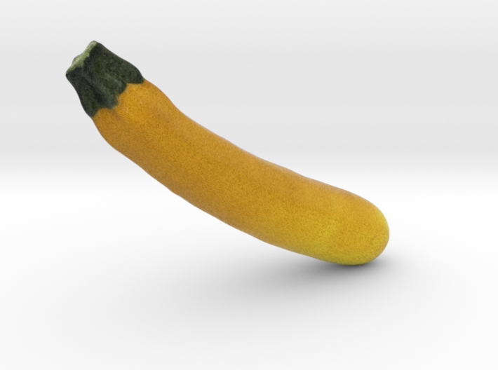 The Zucchini 3d printed
