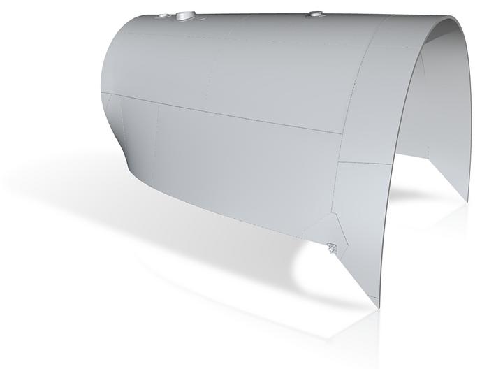 1/35 Mi-6 fuselage part5 3d printed