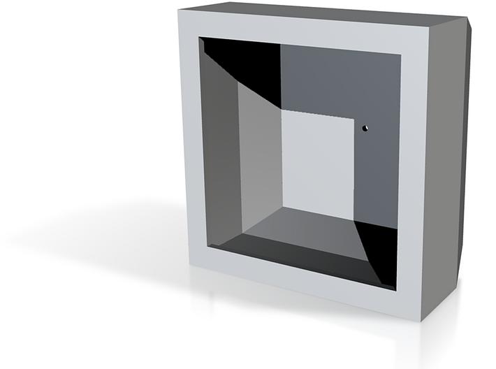 antenna light box 3d printed