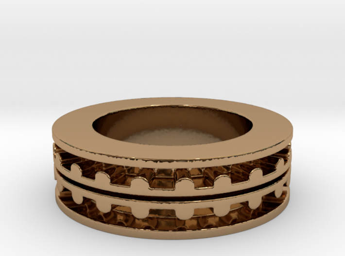 Ring of Life | Men Size 8 3d printed