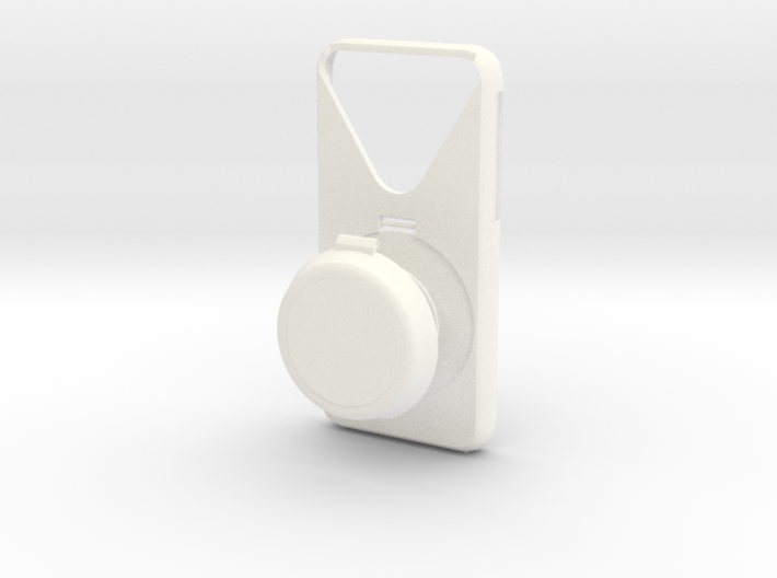 iPhone6 ear case zero 3d printed
