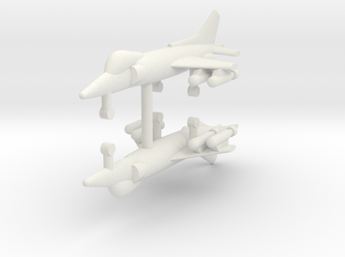 1/285 Yak-38 Forger (x2) 3d printed