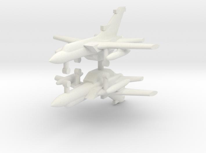 1/285 Panavia Tornado (x2) 3d printed
