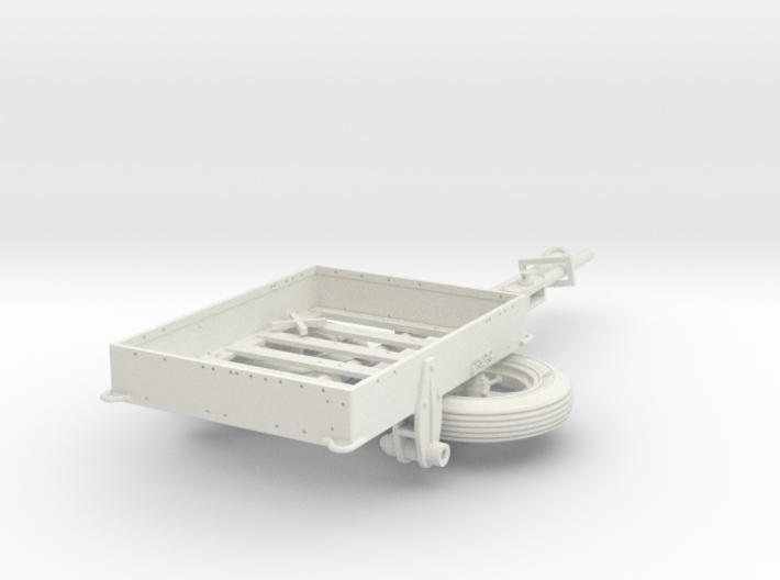 1-16 M3A4 Handcart 3d printed