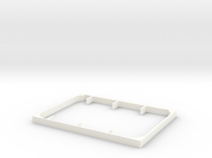 OPEN HOUR Internal HDD Chameleon 3d printed