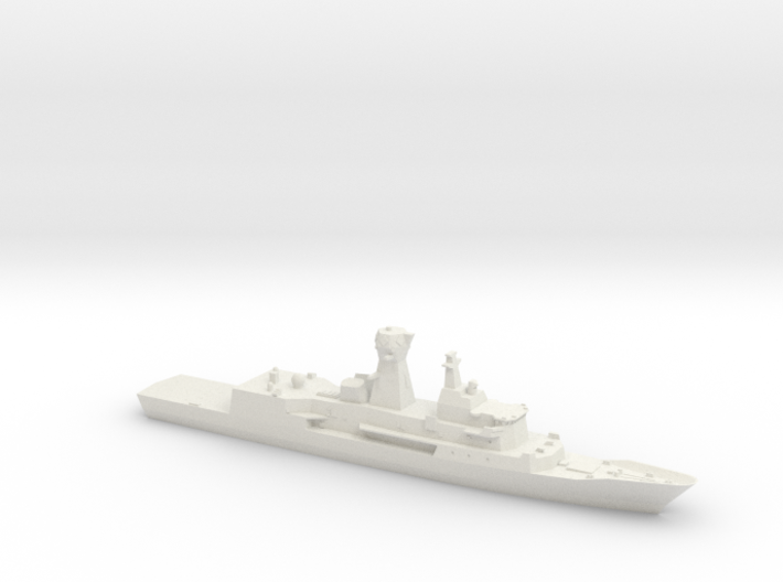 Anzac ASMD 1/600 Stripped 3d printed