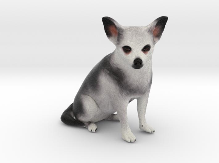 Custom Dog Figurine - Bug 3d printed