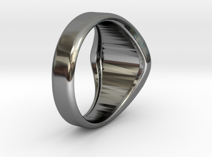 Masonic Ring Size 8 3d printed