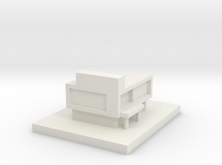 House 2 3d printed
