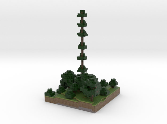 Observatree 3d printed