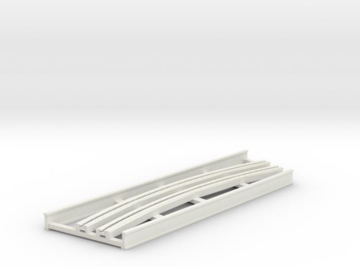 R-9-curve-bridge-track-extra-long-2a 3d printed