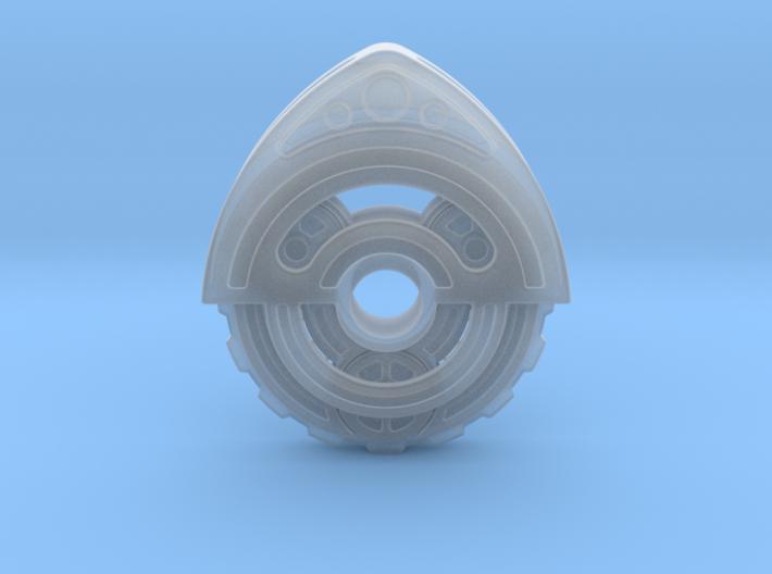 Planetary Gear Pendant 3d printed