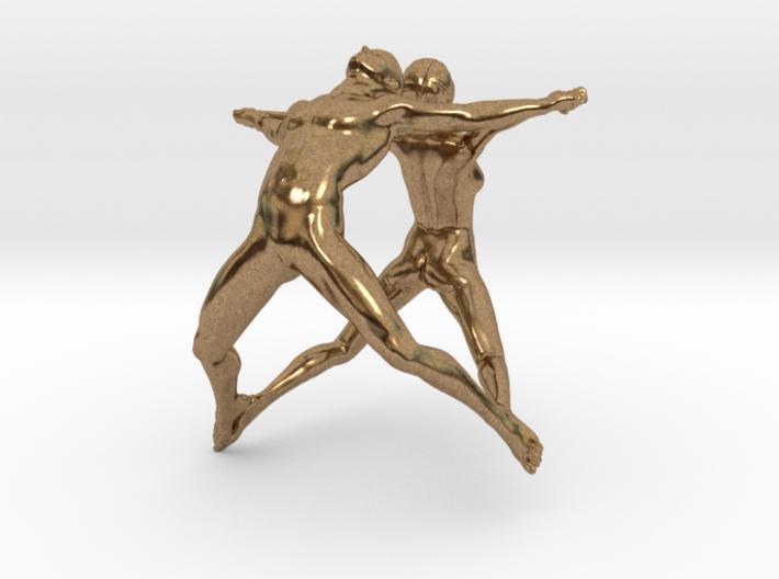 Hooped Figures - JOY - 40mm 3d printed