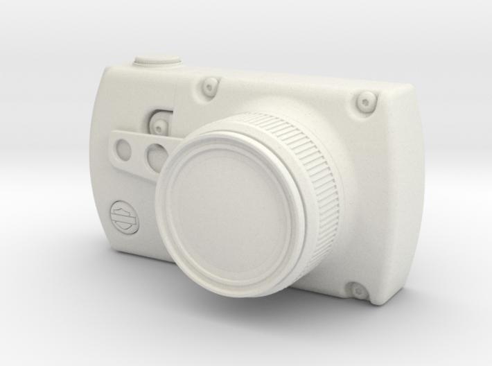Harley Davidson Camera Concept 3d printed