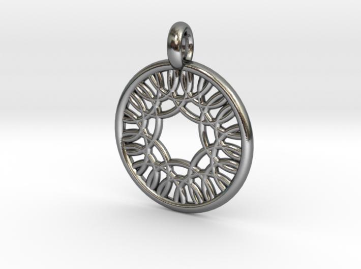 Herse pendant 3d printed