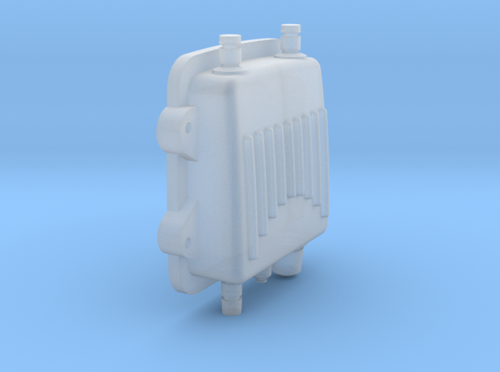 Trasmettitore Laser 3d printed
