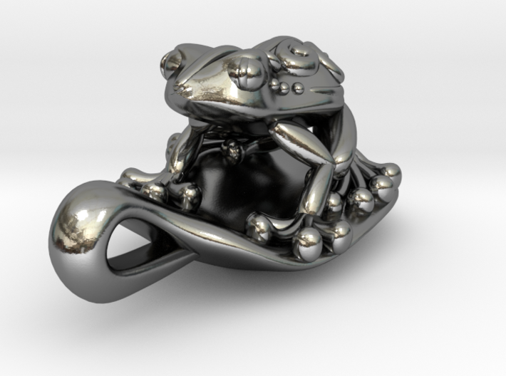 Poison Frog 3d printed