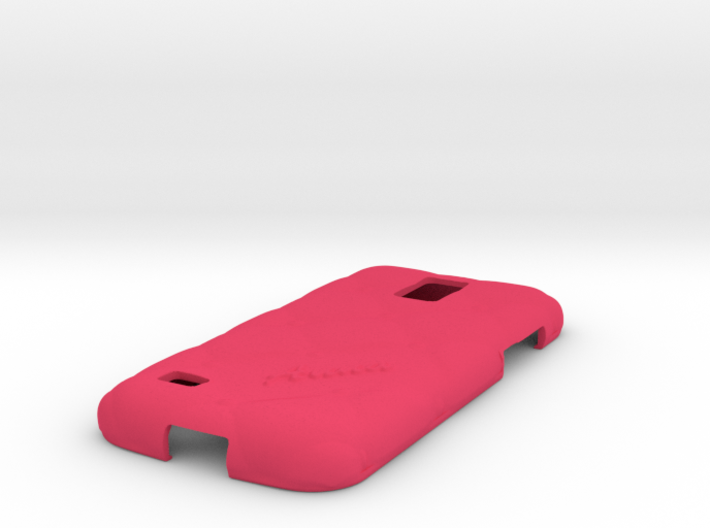Samsung Galaxy S4 Mini Relief case 3d printed