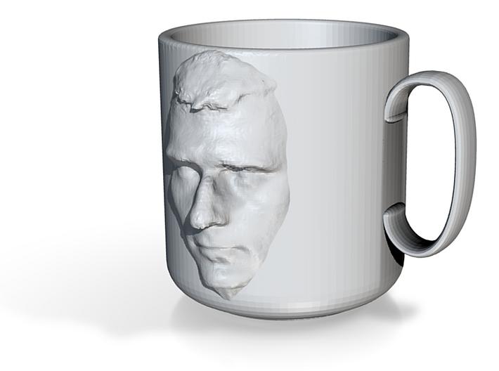 NT Mug 3d printed
