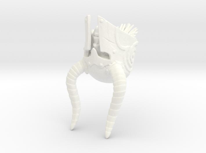 FB01-Head-12bs  6inch 3d printed
