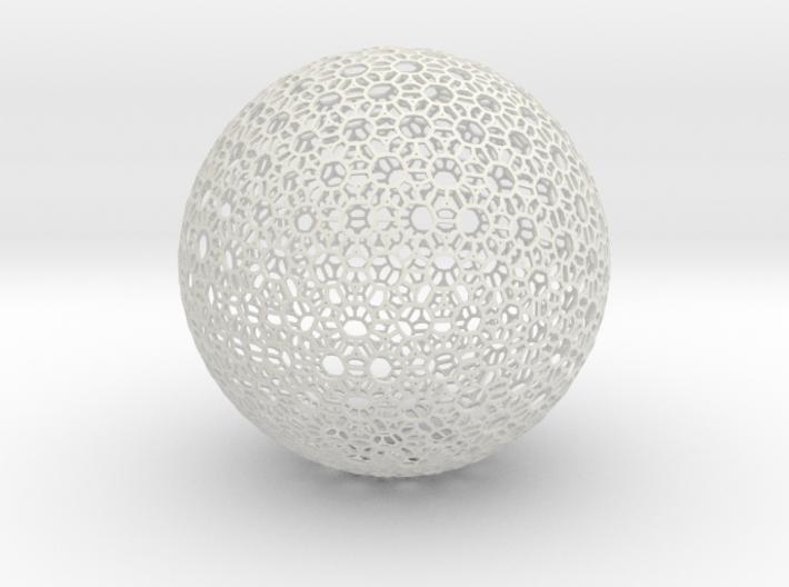 X-mas Ball 3d printed