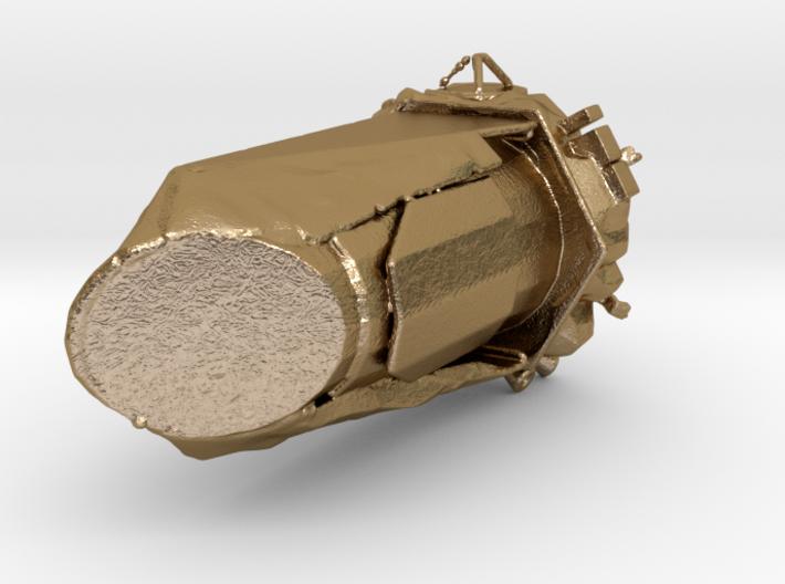 Kepler spacecraft space observatory 3d printed