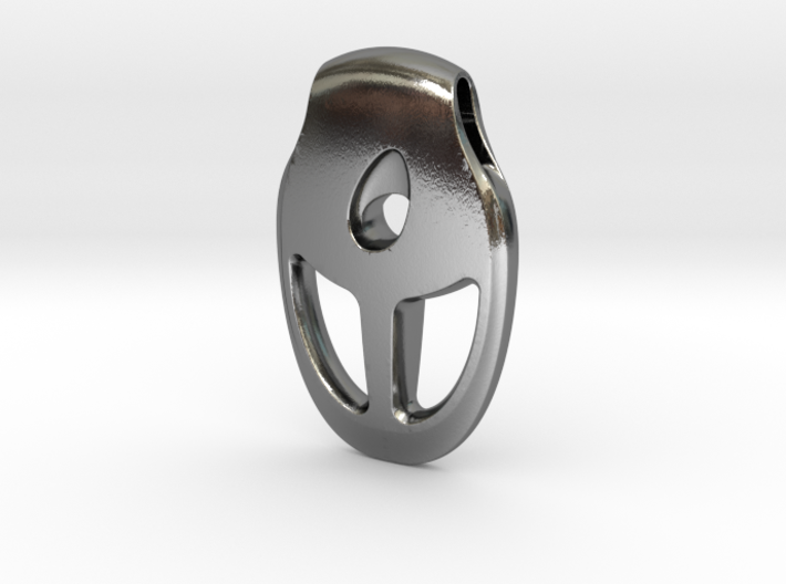 Chalice Pendant No. II 3d printed