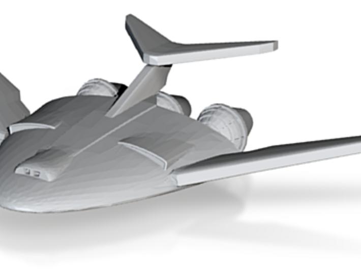 1/2500 B5 EA Atmospheric Shuttle :-) 3d printed