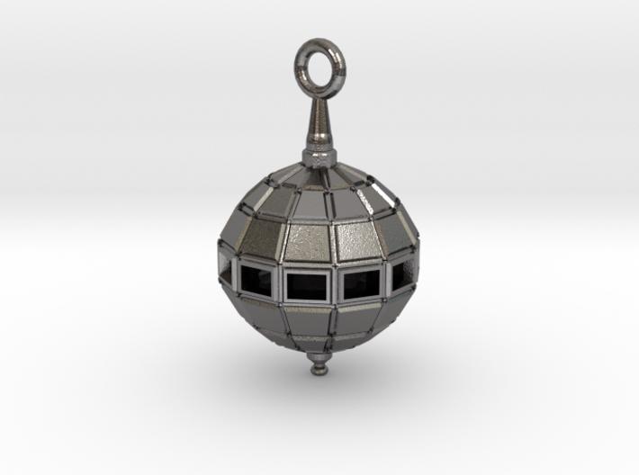 Grenade Bomb Pendant 3d printed