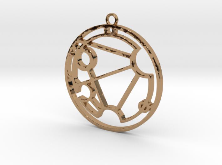Susannah - Necklace 3d printed