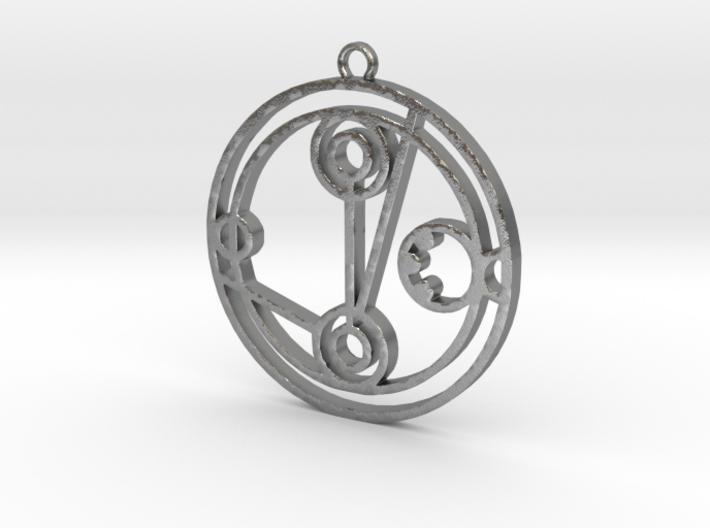 Melanie - Necklace 3d printed