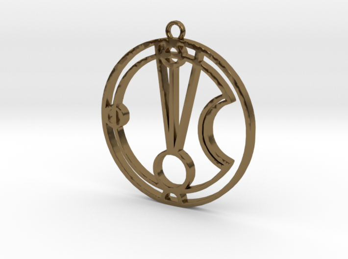 Mattie - Necklace 3d printed